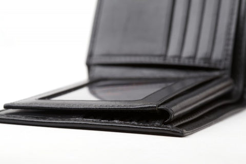 Old Leather  |  Double I.D. Credit Wallet