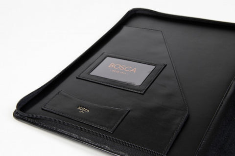 Old Leather  |  Zip Around Pad Cover