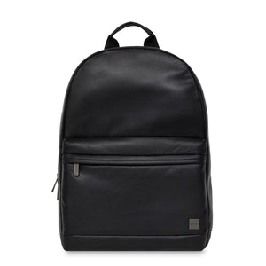 KNOMO: Albion Leather Laptop Backpack 15""