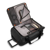 *NEW* Briggs & Riley ZDX: International Carry On Upright Duffle