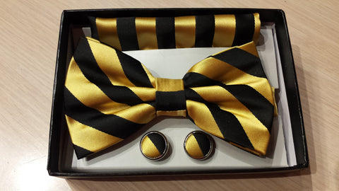 Black & Gold, Gold & Black, No Matter The Word Order, A Winner!