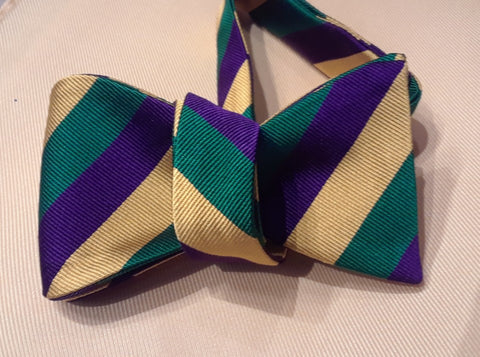 Another, All Silk Mardi Bow Option...
