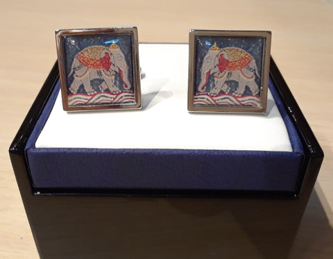 European, Fine CuffLinks, Hand Made & Exclusive to Knots!