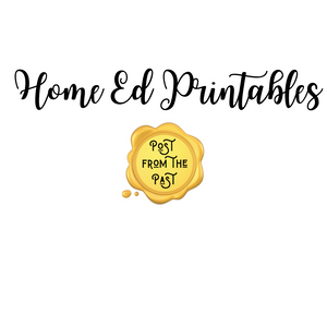 HomeEdPrintables