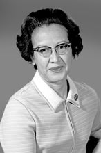Load image into Gallery viewer, Katherine Johnson Letter