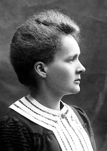 Marie Curie Letter