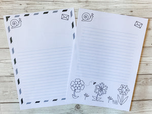 FREE Snail Mail Templates