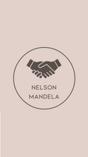 Load image into Gallery viewer, Nelson Mandela Letter