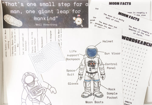 FREE Neil Armstrong Subscriber Downloads