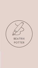 Load image into Gallery viewer, Beatrix Potter Letter