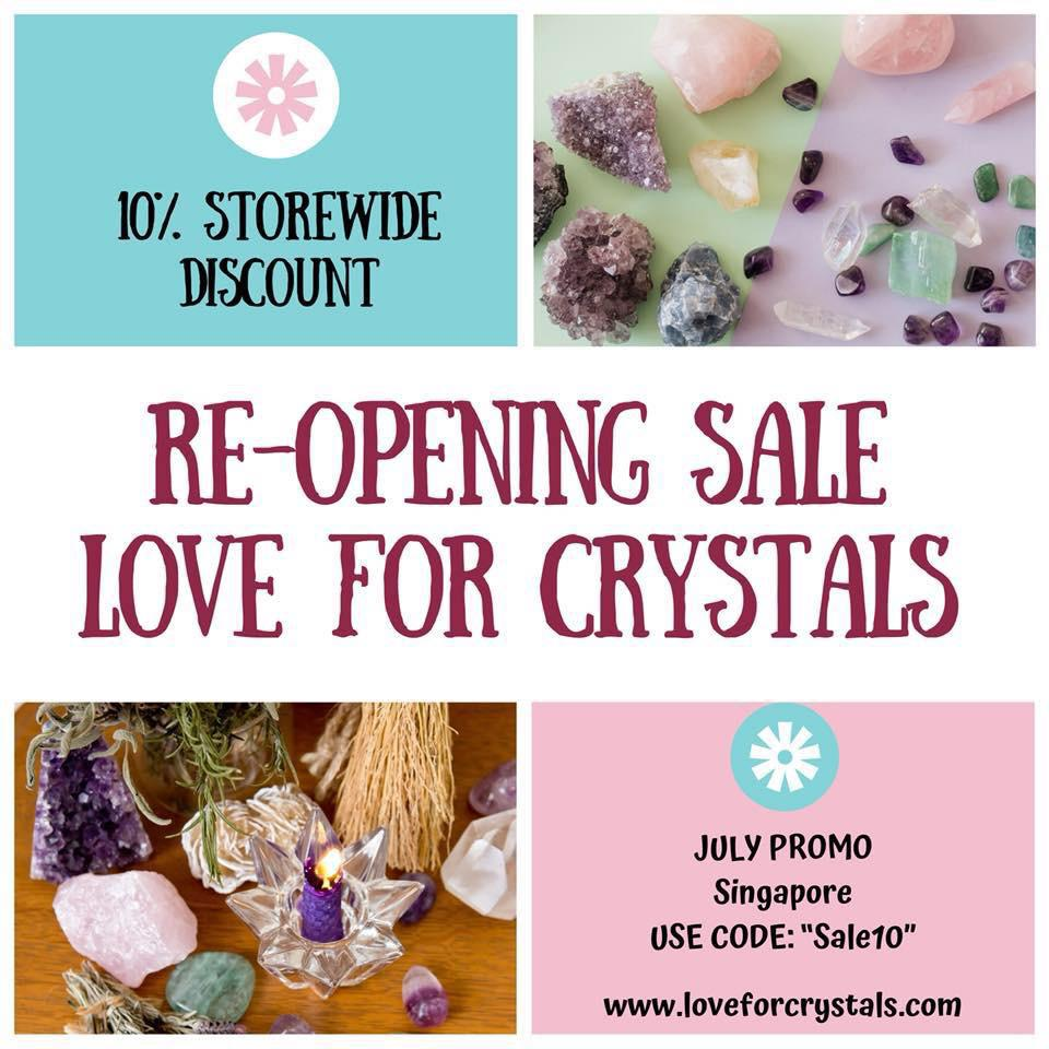 Love For Crystals, LLP