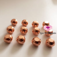 Copper Mini Sphere (10Mm) Pack Of 3 (Usa) Metaphysical Tool