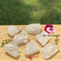 White Calcite (Raw) Acid-Washed (Mexico) Raw Stones