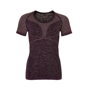 PURE Bodydry shortsleeve grape wine w-THE NEW PURE-THE NEW PURE