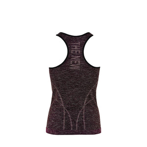 PURE Bodydry tank top grape wine-THE NEW PURE-THE NEW PURE