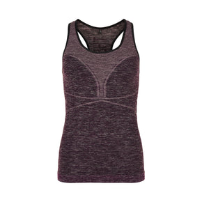 PURE Bodydry tank top grape wine w-THE NEW PURE-THE NEW PURE