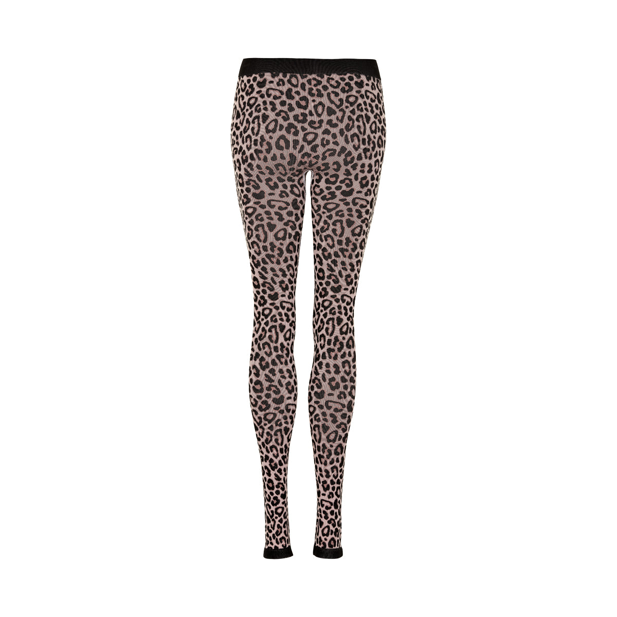 PURE Cheetah leggings w-THE NEW PURE-THE NEW PURE
