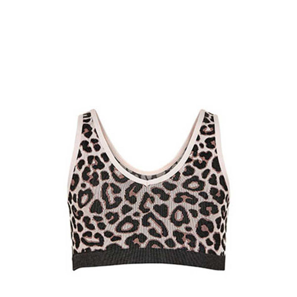 THE NEW PURE PURE CHEETAH TOP UNDERWEAR