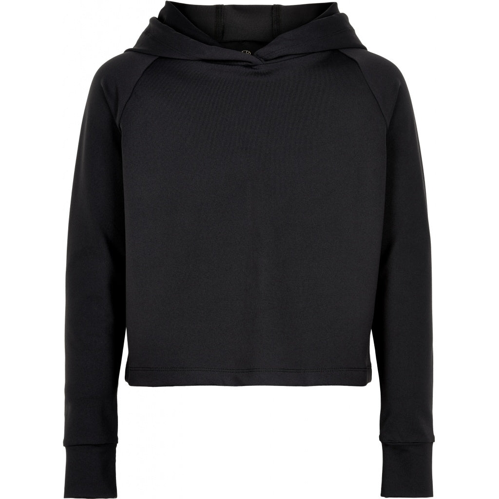 THE NEW PURE PURE CROPPED HOODIE W SWEATSHIRT