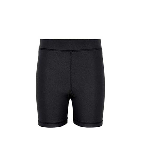 PURE Cycle shorts w - BLACK-THE NEW PURE-THE NEW PURE