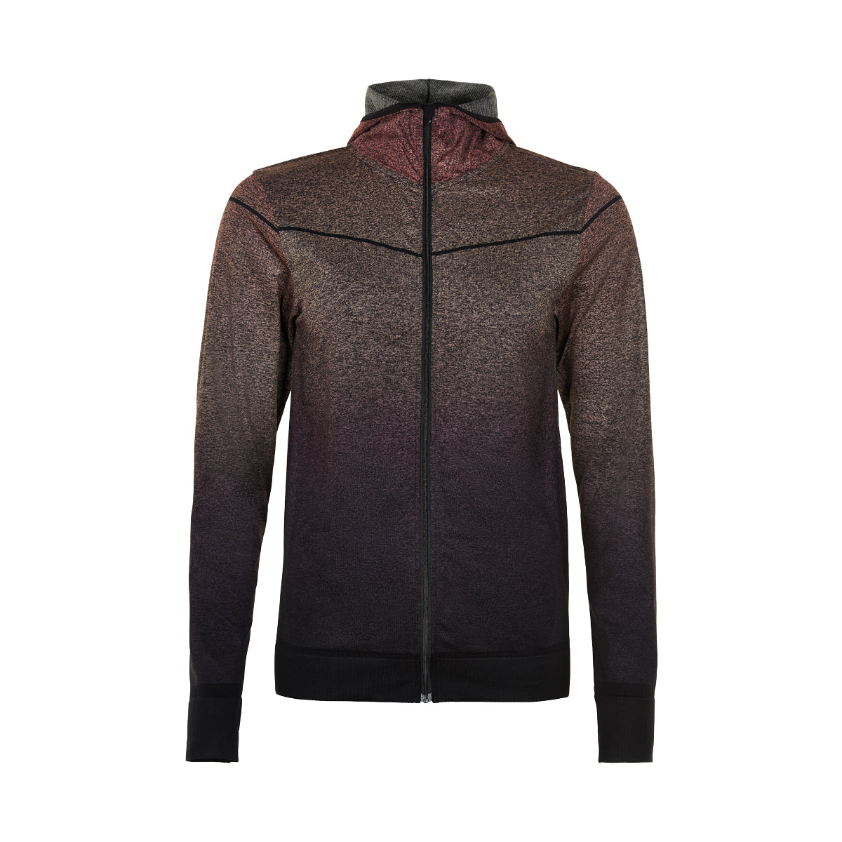 PURE Dip dye jacket w-THE NEW PURE-THE NEW PURE