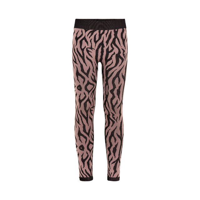 PURE Mezebra Leggings - WINETASTING-THE NEW PURE-THE NEW PURE