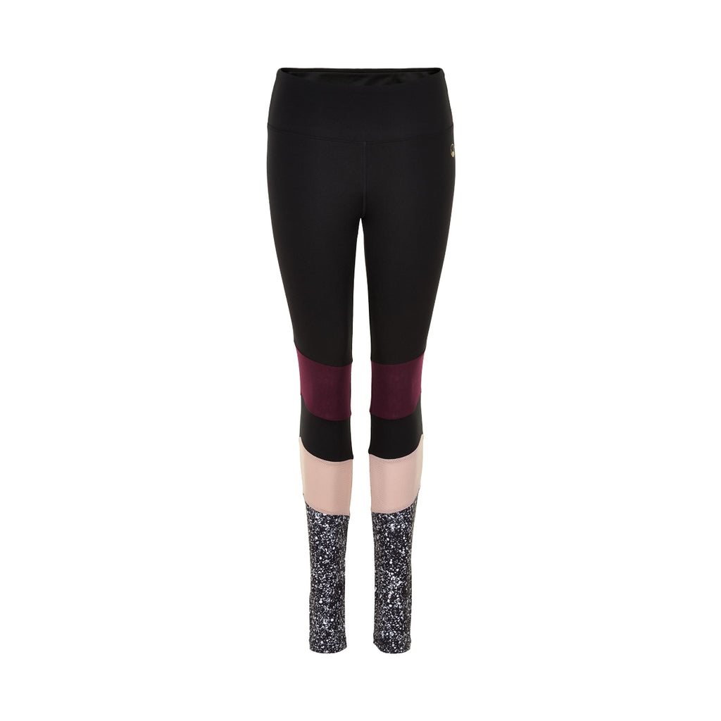 PURE Motion Tights w - BLACK-THE NEW PURE-THE NEW PURE