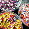 Sparkle this Summer with our Swarovski Flatback Crystal Mixes