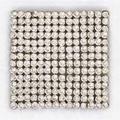 40000 Swarovski® Crystal Mesh Standard Hotfix (Stainless Steel)-Swarovski Crystal Mesh-Bluestreak Crystals