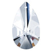 8725 Swarovski® Lighting Crystal Radiant Pear 1-Hole