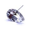 Swarovski® Crystal Flower Pins Big Pear