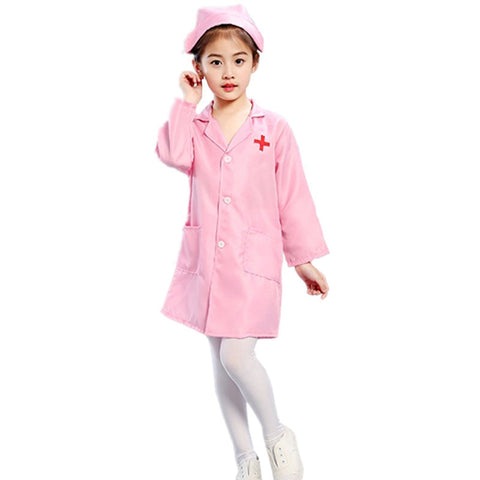 Children Career Cosplay Costumes Dr And Nurse - Dealfactor Canada