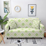 Nordic Elastic Sofa Cover Stretch Couch Slipcovers Corner Sofa Covers For Living Room Spandex Sectional Couch Cover 1/2/3/4 Seat