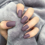 60 Colors Matte UV Gel Nail Polish 6ml Pure Nail Color Top Coat Soak Off  Art Gel - Dealfactor Canada