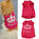 New Pet Cat Costume Small Dog Cat Clothes Cute Puppy Cat Kitten T-shirt Summer Vest
