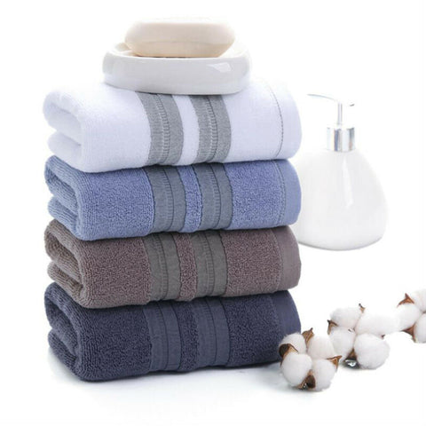 New Arrival Soft Cotton Face Towels Absorbent Terry Luxury Basic Towels