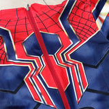 Kids Spiderman Costume Spandex Jumpsuit - Dealfactor Canada