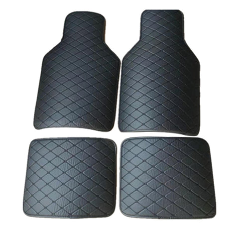 Car Floor Mats Universal Foot Pad for Skoda Kia Nissan Mercedes Benz - Dealfactor Canada