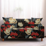 NEW Flower Sofa Cover Stretch Furniture Covers Elastic Sofa Covers For Living Room Slipcover sofa seat spandex couch