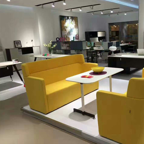 Office Reception Waiting Area Chair Bar Mall Coffee Shop Sofa Chair