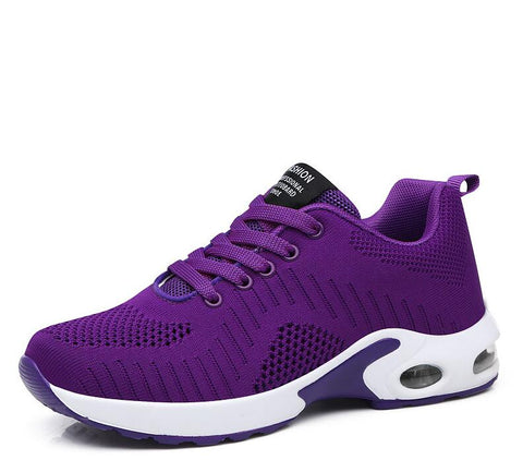 LudBA Originals® Women's Breathable Basketball Sneakers Basket  4 Optional Colors - Dealfactor Canada