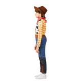 Boys Toy Story Woody Deluxe Fancy Dress Costume - Dealfactor Canada