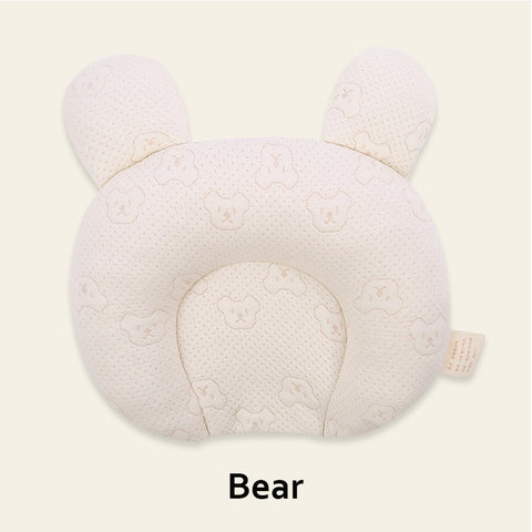 Baby Head Shaping Massage Pillows Infant Protective Pillow Prevent Flat Head Anti Roll - Dealfactor Canada