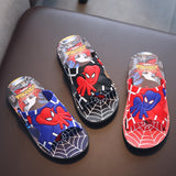 Spiderman Baby Slippers For Kids Boys Girls Flip Flops - Dealfactor Canada