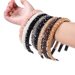 Luxury Rhinestone Hair Band - Dealfactor Canada