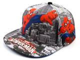 Boys And Girls Spiderman Hip Pop Barbie Baseball Cap Hat Snapback - Dealfactor Canada