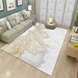 Stylish Absorb Creative Europe Style Area Rug Kitchen Mat Rug 3D Printing Carpet Hallway Doormat Anti - Slip Bathroom