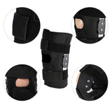 Professional Safety Knee Support Brace Stabilizer with Adjustable Hinge - Dealfactor Canada