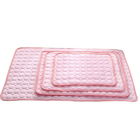 Pet Mat Ice Pad 100x70CM Large Size Great Size For Most Pets - Dealfactor Canada