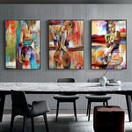Nordic Canvas Painting Fashion Sexy Figure Picture Wall Art - Dealfactor Canada